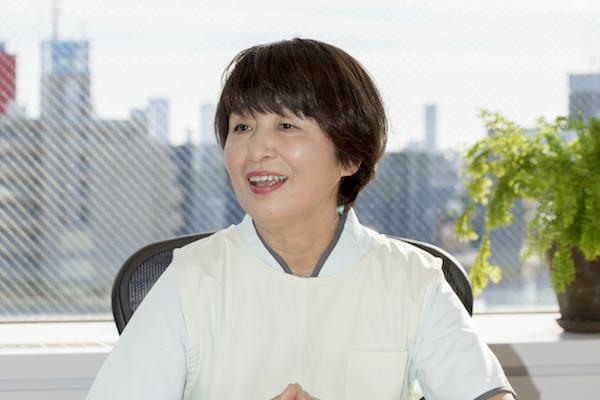しまナーシングホーム平須 ケアマネージャー 鈴木弘子